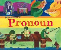 Cover image for If you were a pronoun