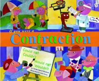 Cover image for If you were a contraction