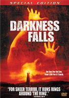 Cover image for Darkness falls