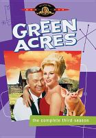 Cover image for Green acres. Season 3, Complete
