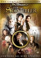 Cover image for The storyteller [videorecording DVD] : the complete collection