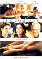Cover image for The company