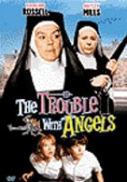 Cover image for The trouble with angels