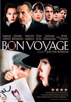 Cover image for Bon voyage