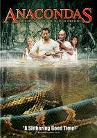 Cover image for Anacondas the hunt for the blood orchid