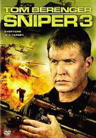 Cover image for Sniper 3