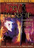 Imagen de portada para The devil's backbone El espinazo del diablo