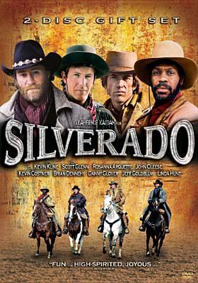 Cover image for Silverado