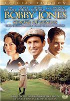 Cover image for Bobby Jones stroke of genius