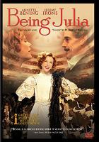 Cover image for Being Julia