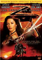 Cover image for The legend of Zorro