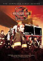 Cover image for Rescue me. Season 1, Complete