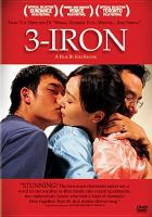 Cover image for 3-Iron [videorecording DVD]
