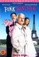 Cover image for The Pink Panther (Steve Martin version)