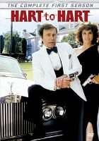 Cover image for Hart to Hart. Season 1, Complete