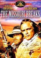 Cover image for The Missouri breaks