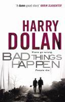 Cover image for Bad things happen