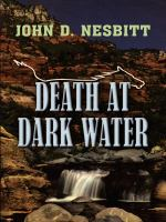 Imagen de portada para Death at dark water