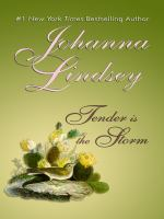 Cover image for Tender is the storm