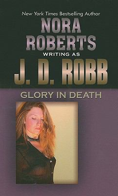 Cover image for Glory in death. bk. 2 [large print] : In death series
