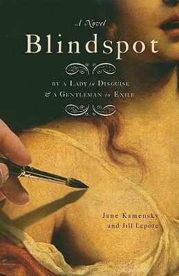 Cover image for Blindspot [large print] : by a gentlman in exile and a lady in disguise