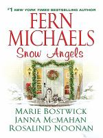 Cover image for Snow angels [large print]