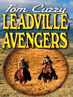 Cover image for Leadville avengers A Rio Kid western