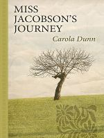 Cover image for Miss Jacobson's journey