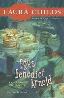 Cover image for Eggs Benedict Arnold. bk. 2 Cackleberry Club mystery series