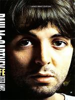 Cover image for Paul McCartney : a life [large print]