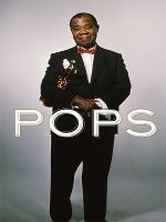 Cover image for Pops : a life of Louis Armstrong