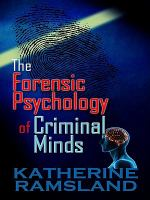 Cover image for The forensic psychology of criminal minds