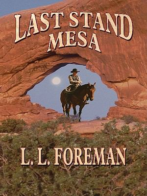 Cover image for Last stand Mesa
