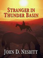 Cover image for Stranger in thunder basin