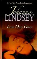 Cover image for Love only once. bk. 1 Malory family series