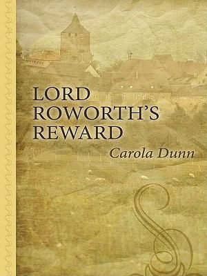 Cover image for Lord Roworth's reward