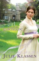 Cover image for The girl in the gatehouse