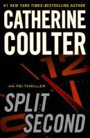 Cover image for Split second. bk. 15 FBI thriller series