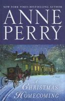 Cover image for A Christmas homecoming. bk. 9 Christmas novella series