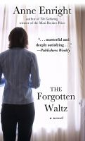 Cover image for The forgotten waltz
