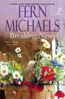 Cover image for Breaking news. bk. 5 Godmothers series