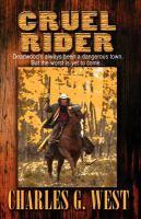 Cover image for Cruel rider
