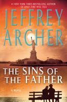 Cover image for The sins of the father. bk. 2 [large print] : Clifton chronicles series