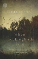 Cover image for WHEN MOCKINGBIRDS SING