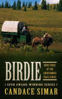Cover image for Birdie. bk. 3 [large print] : Abercrombie Trail series