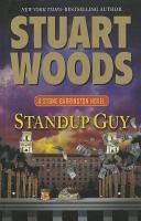 Cover image for Standup guy. bk. 28 Stone Barrington series