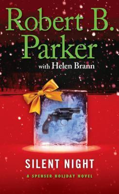 Cover image for Silent night Spenser Holiday novel