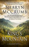 Cover image for King's mountain. bk. 10 Ballad series