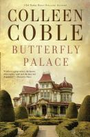 Cover image for Butterfly Palace. bk. 1 [large print] : Love across the sea series