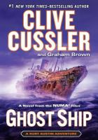 Cover image for Ghost ship. bk. 12 [large print] : Kurt Austin/NUMA Files series